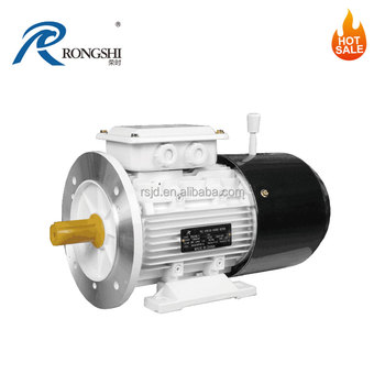 YEJ-100L2-4 4hp three phase asynchronous brake motor