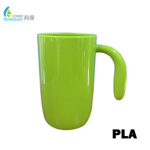 PLA mug, Eco-friendly mug, coffee mug SGS/FDA/OWS standard