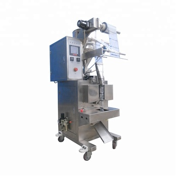 JOYGOAL best quality and low price automatic pouch sachet liquid flow paste packing machine for oil honey ketchup tomato sauce
