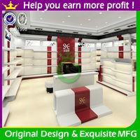 Elegant shoe shop decoration ideas retail shoe displays and fixtures