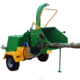 Runshine since 1989 DWC22 wood chipper shredder with diesel engine