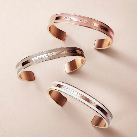 Colorful Texts Bracelets & Bangles Men Women Love Bracelets Gift Luxury Stainless Steel Jewelry