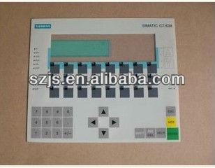 Siemens Op17 6av3 617-1jc20-0ax1 Membrane Keypad New Free Shipping ...