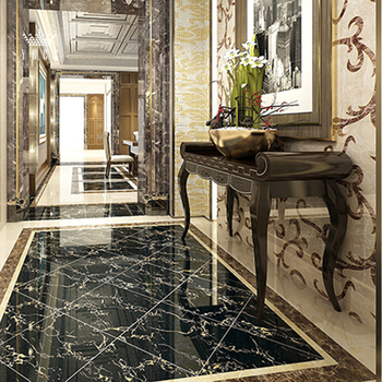 Grade Aaa 800x800mm Black Gold Marble Floor Tiles Made In China 32 Quot