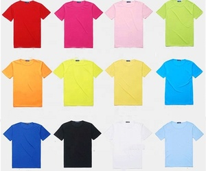 Discount Price Factory O-Neck Custom Printing Tshirts