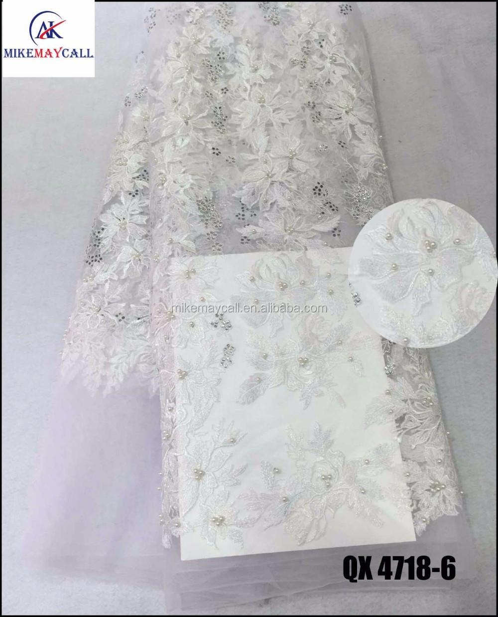 Top 2016 piedra patrón del cordón del ganchillo/applique bordado ...