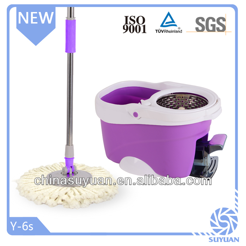 Magic mop used carpet cleaning equipment