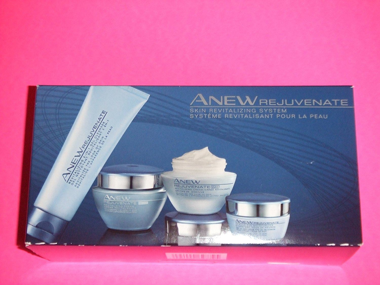 Anew rejuvenate glycolic facial treatment