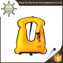 High Cycling Rate Neck Life Jacket Inflatable