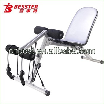 Bst Js-005g Hot Ab Sit Up Fitness Home Gym Equipment Bench For ...