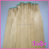 Factory Wholesale 7A Grade hair extension tape 3m