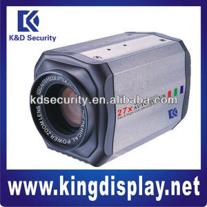 "High-speed Auto focus 27x zoom Color 1/4"" Sony CCD Camera"