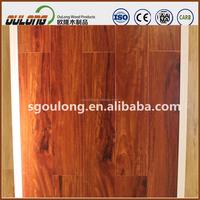 Vertial V-groove Pressed HDF/MDF Laminate Flooring