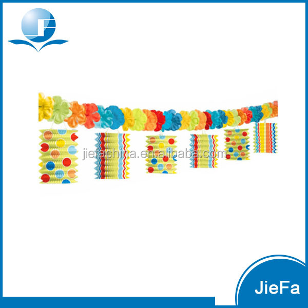 High Quality Paper Lantern Garland