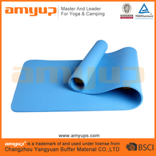 Wholesale yoga mat rolls with carry strap