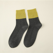 Hot Make to Order Supply Knitted Technics Custom Socks