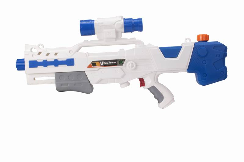 43cm Creative Design Summer Toy Super Power Plastic Water Gun