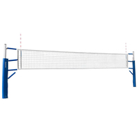 Custom logos volleyball nets for beach extract