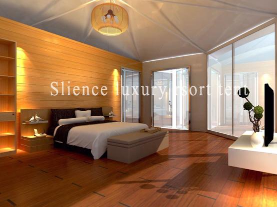 Five Star Luxury Hotel Tents resort tent & Five Star Luxury Hotel Tents resort tent View luxury camping tent ...