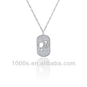 01b20c0fdce8 925 Sterling Silver Dog Tags Wholesale