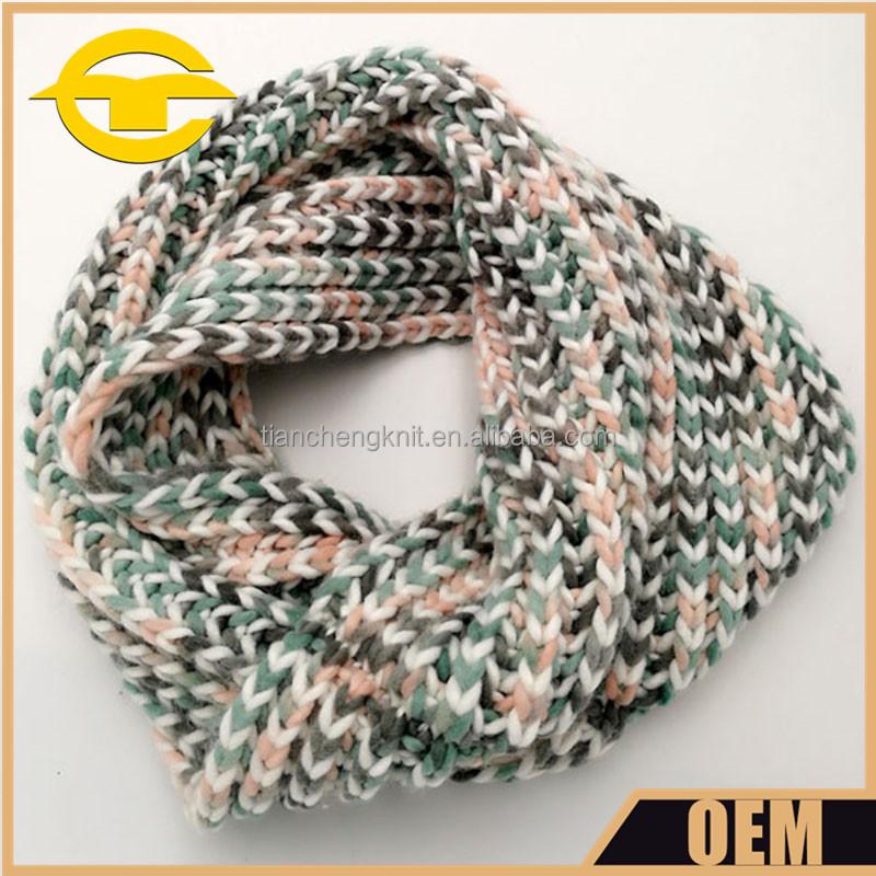 Venta al por mayor bufanda tejida en crochet patrones-Compre online ...