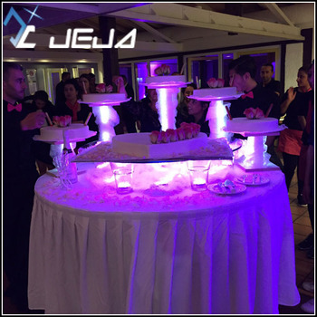 Wedding Occasion Cake Led Lighting Decorations
