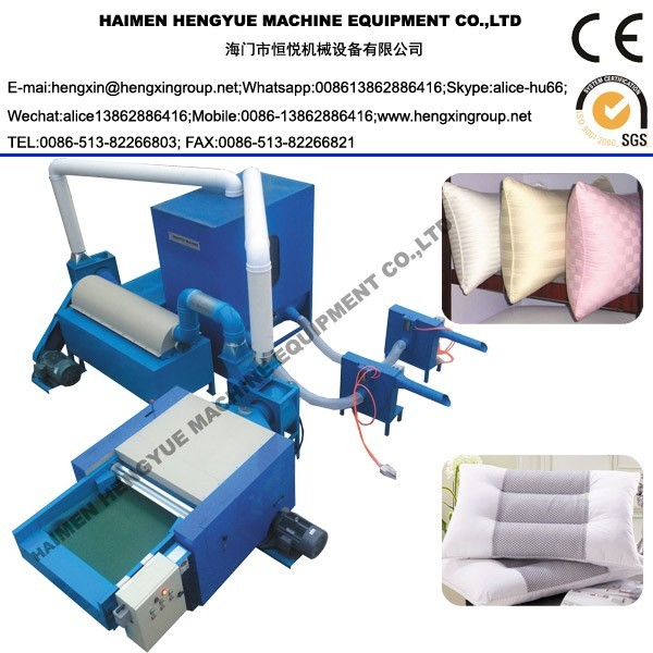 Automatic Fiber Pillow Packing Machine
