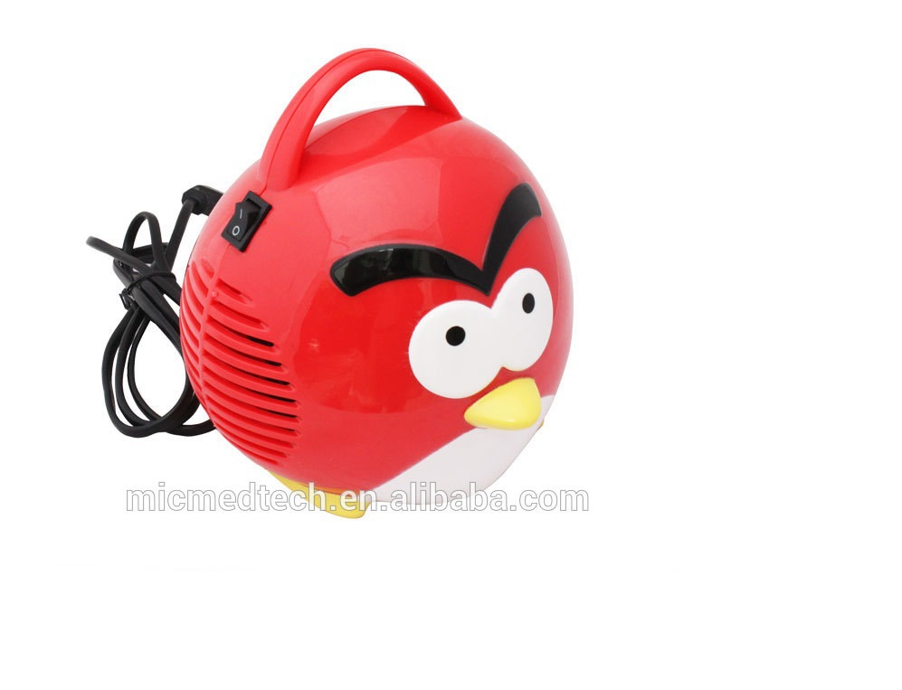 China Manufacturers Cartoon Pediatric Air Compressor