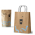 China Suppliers biodegradable 50g kraft paper packaging coffee bag