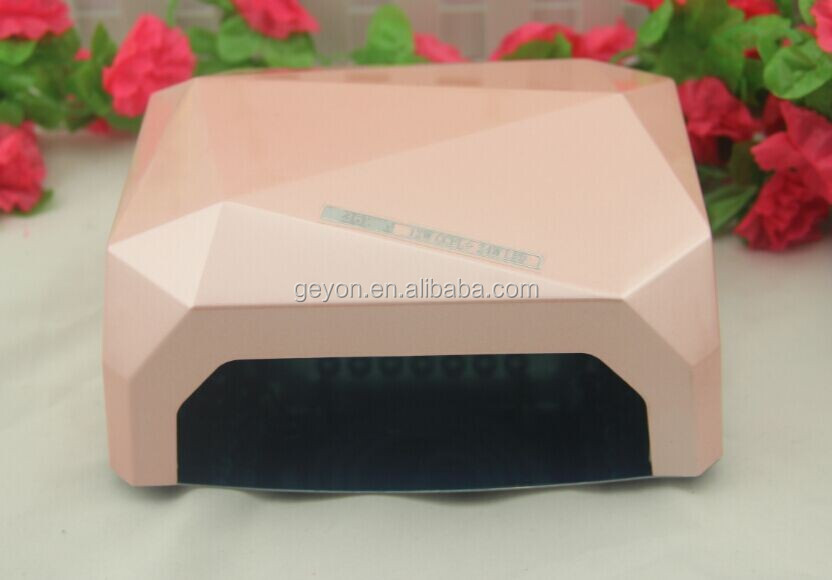 Nail LED UV Lamp/CCFL & LED Nail dryer / fancy pearl style naiL dryer
