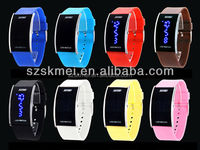 2014 Skmei fashion led lighter watch