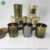 TOP1 glass candle holder and scented candle factory yufengbest