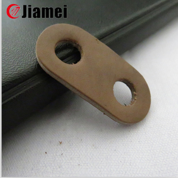 2 Hole Stopper Jacket Leather Cord