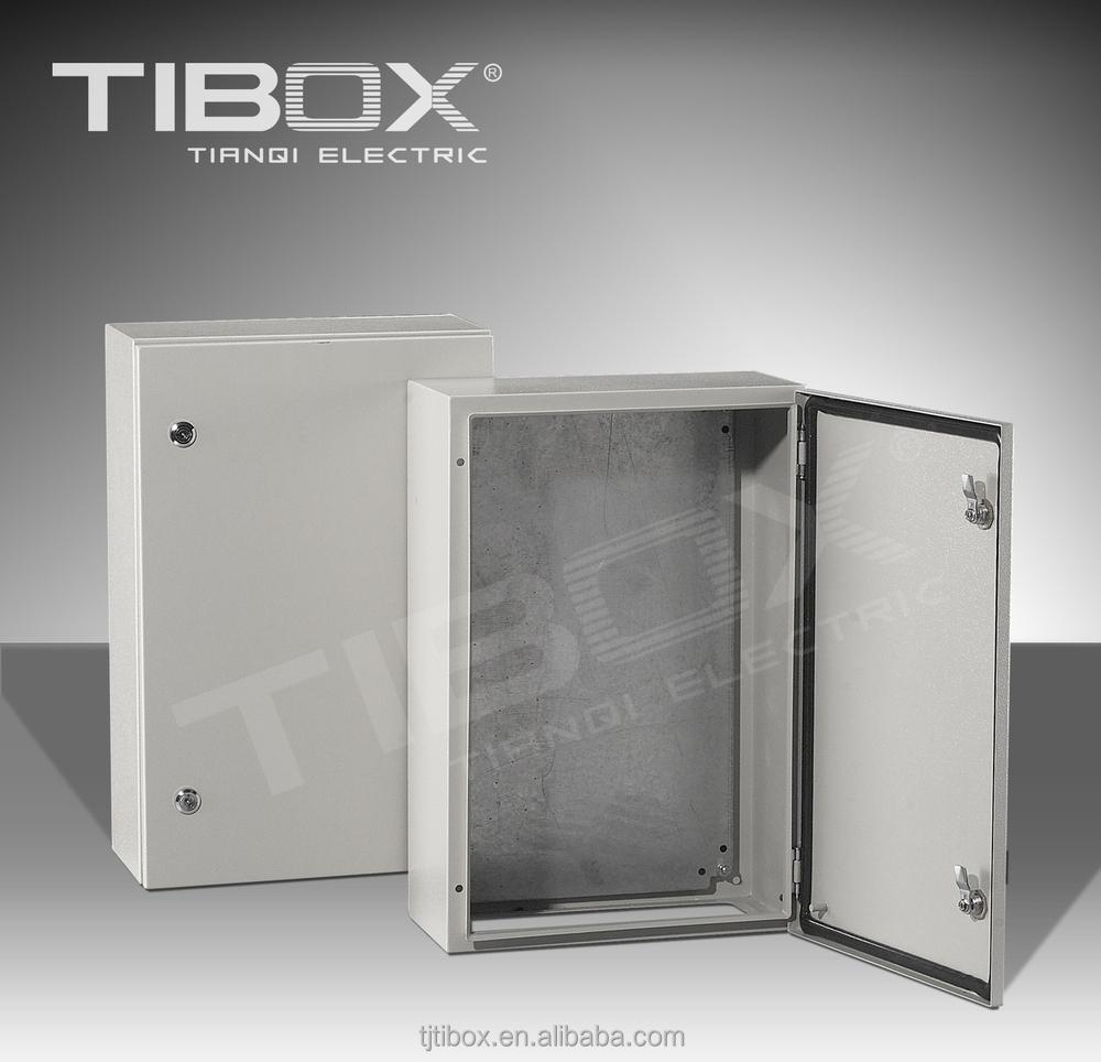 Ip66 Wall Mounting Metal Enclosure Metal Distribution Box