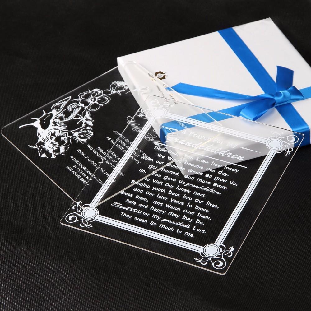 Открытке девушке, свадебные приглашения на стекле