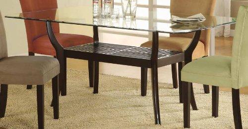 Cheap Rectangular Glass Top Dining Table Sets Find Rectangular