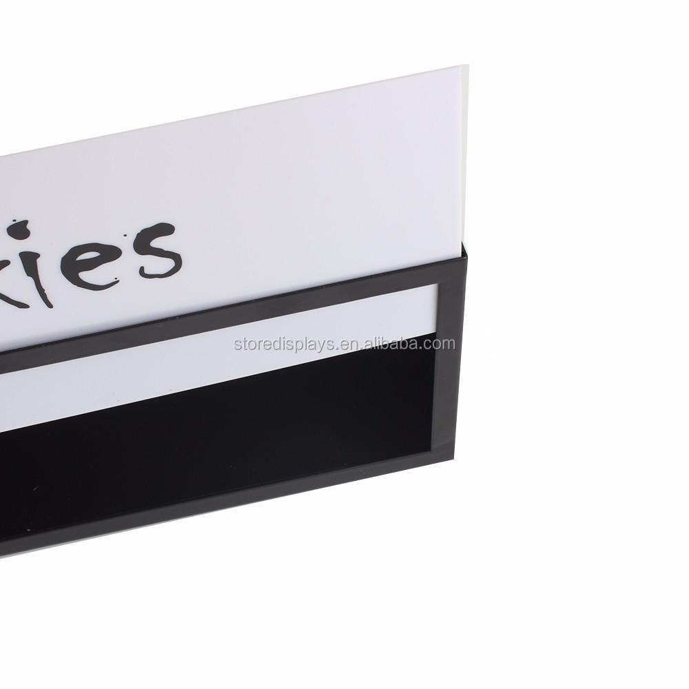 Benutzerdefinierte Kleinen Doppelseitigen Bilderrahmen Backlit Acryl ...