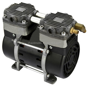 75W oil free air compressor motor for oxygen generators