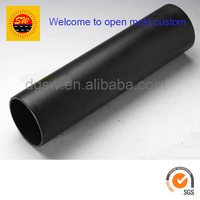 Black eco-friendly extrusion flexible ABS plastic