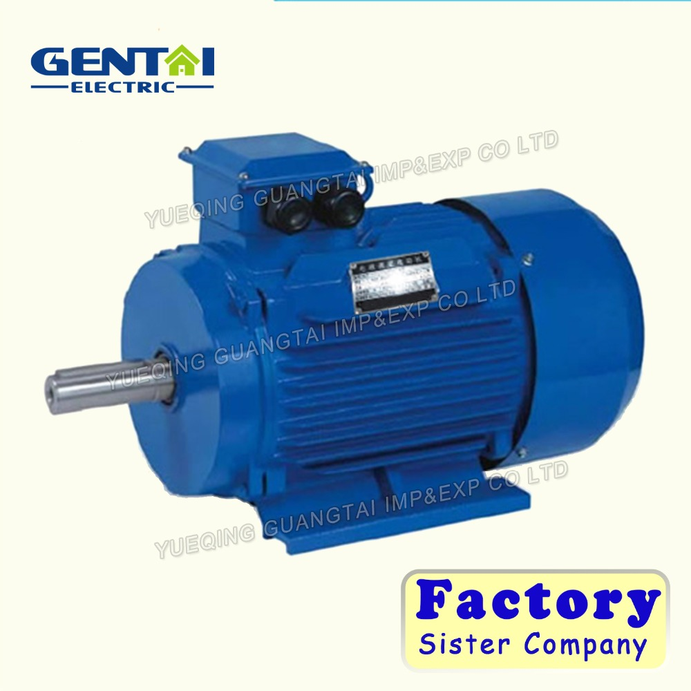 High Quality 380V 45kw 60hp three phase milling machine induction replacement electric motor