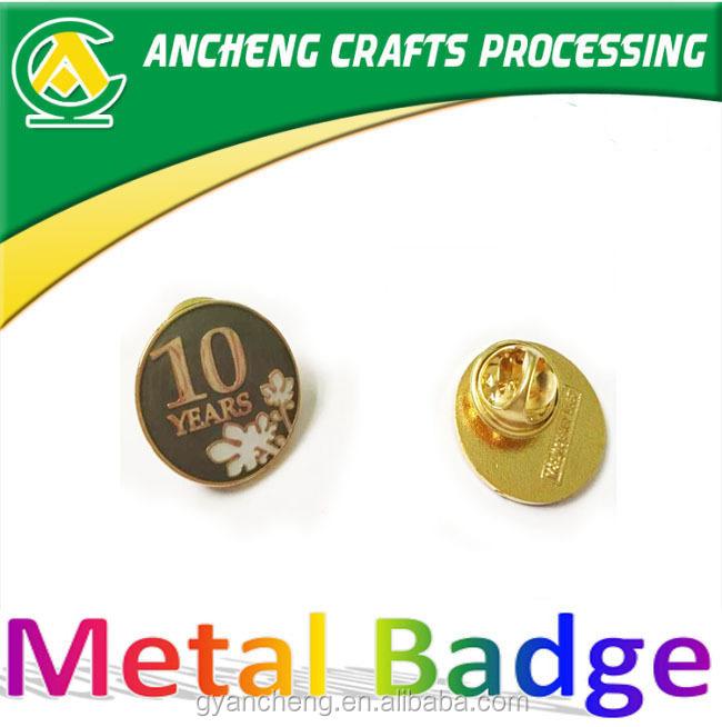 New Hard Enamel Wholesale Sport Car Badges Sports Coin Badge Medal