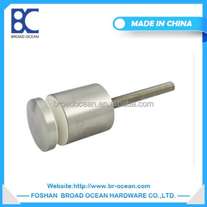 stainless steel glass balcony fittings/glass balcony fittings GC-172
