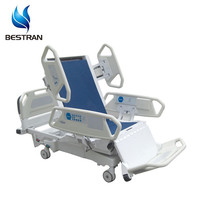 BT-AE029 8-Function with weighing scale Electric ICU motorized medical equipment adjustable hospital bed