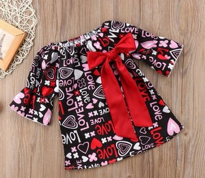 3ea20dcb9 Girls Valentine Dresses, Girls Valentine Dresses Suppliers and  Manufacturers at Alibaba.com