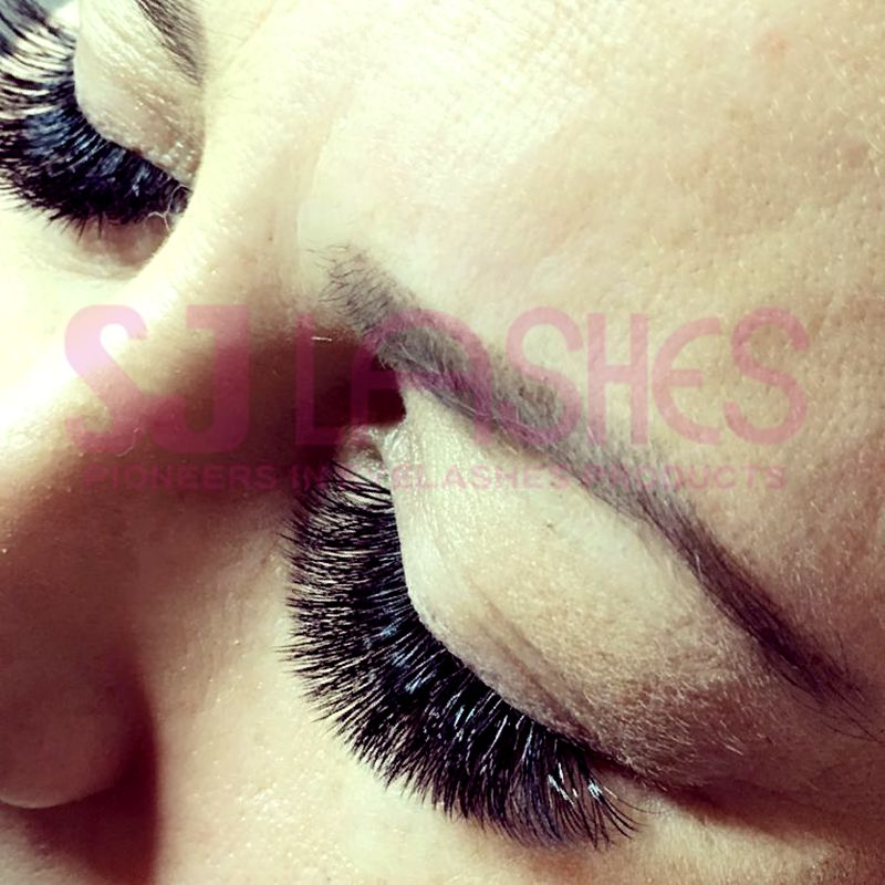 8f4fa7d412f Korea Fiber 0.07mm 3D Russian Volume Lashes 2D 3D 4D 5D 6D 8D 10D 20D