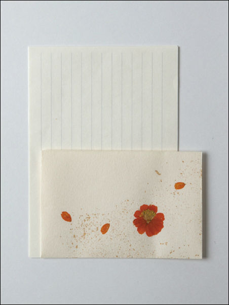 japanese style fancy letter paper for birthday h16 0 x w10 7cm buy