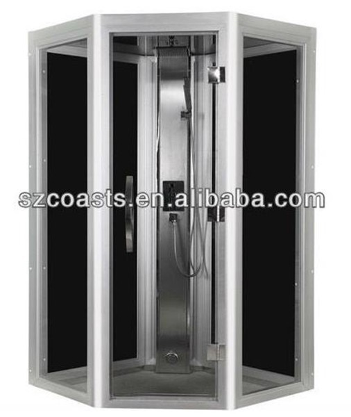 6mm glass bathroom steam shower room price