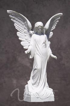 garten decor steinmetzarbeiten und skulpturen sch ne wei e marmor engel statuen gro handel buy. Black Bedroom Furniture Sets. Home Design Ideas