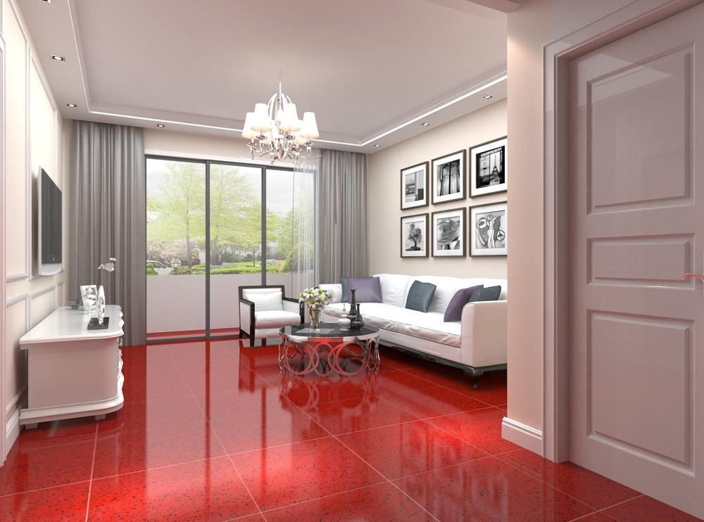 Hlj616n Tiles Floor Porcelain 60 X 60cm Vietnam Floor Tile Red