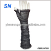 New Sexy fingerless gloves Wedding Gloves Accessory Beaded Lace Gloves